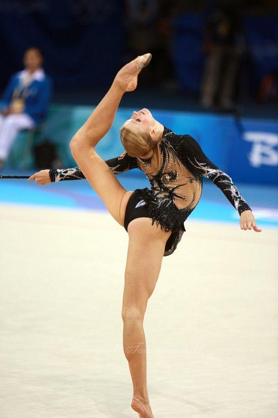 Художественная гимнастика фото ню 10 фотография