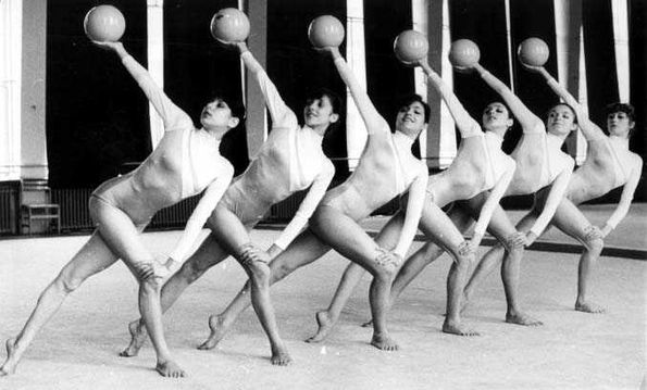 an introduction to the history and the origins of the sport rhythmic gymnastics