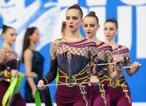 Гимнастка А.Ризатдинова одержала победу наэтапе Кубка мира вИталии