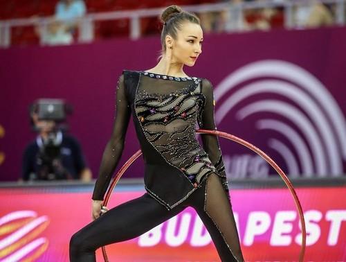 Россиянки завоевали золотоЧЕ похудожественной гимнастике