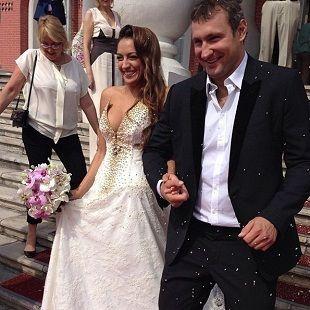 Евгения КАНАЕВА и Игорь МУСАТОВ поженились + ФОТО